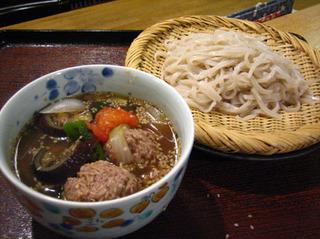 20110720 鴨団子と夏野菜のつけ汁.jpg
